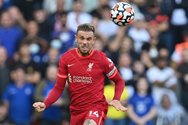 Liverpool prolonge le contrat de son capitaine Jordan Henderson
