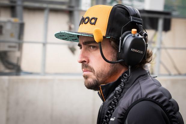 Fernando Alonso keert terug in de Formule 1 bij Renault