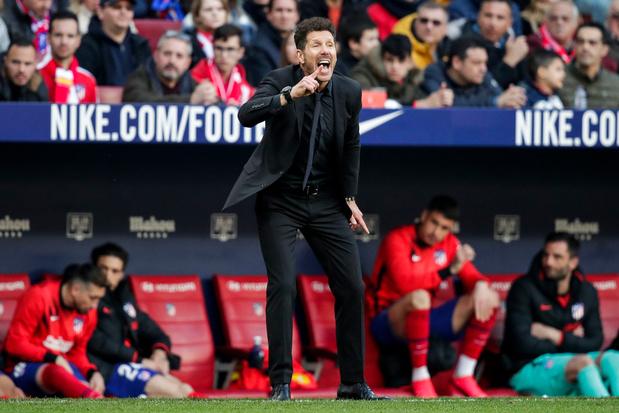 Quiz van de dag: Atlético Madrid onder Diego Simeone