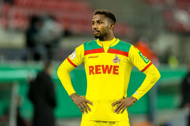 Hoe gaat het nog met Club Brugge-huurling Dennis bij Köln?