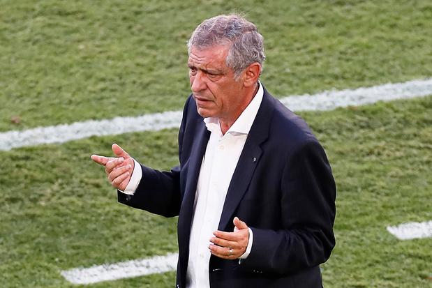 "EURO 2021 - Fernando Santos: ""C'est injuste mais c'est le football"""