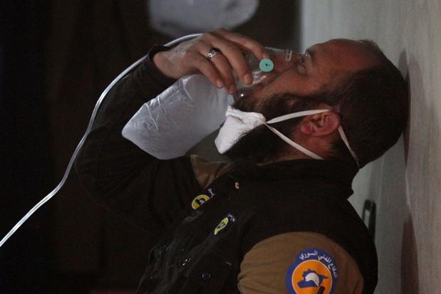 """""""Un combattant belge de l'EI reconnaît l'usage d'armes chimiques"""""""