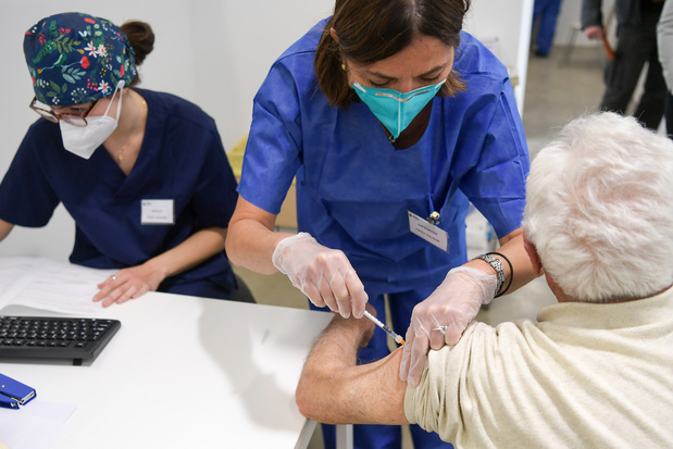 België mag ruim 6,5 miljoen mRNA-vaccins verwachten tegen eind juni