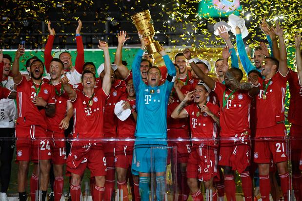 Quiz du jour: la Coupe d'Allemagne
