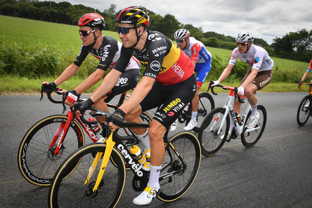 Mercato cycliste: Van der Sande avec Van Aert, Hoelgaard chez Trek, Gaviria prolonge chez UAE