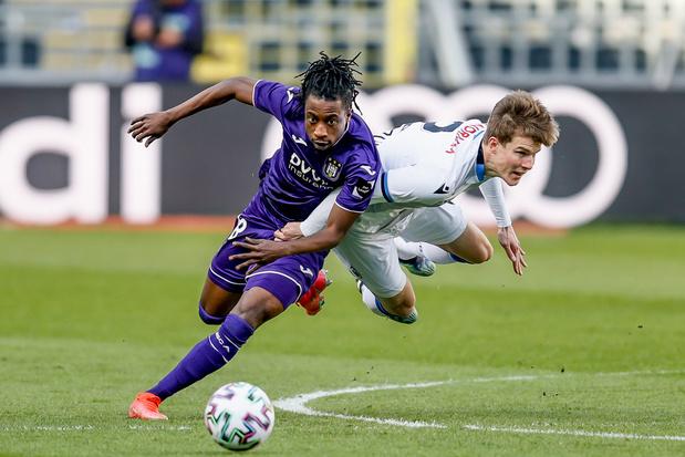 Anderlecht lijft Majeed Ashimeru definitief in