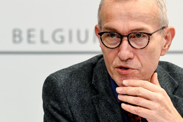 Vicepremier Frank Vandenbroucke (Vooruit): 'De vrijheid is echt wel in zicht'