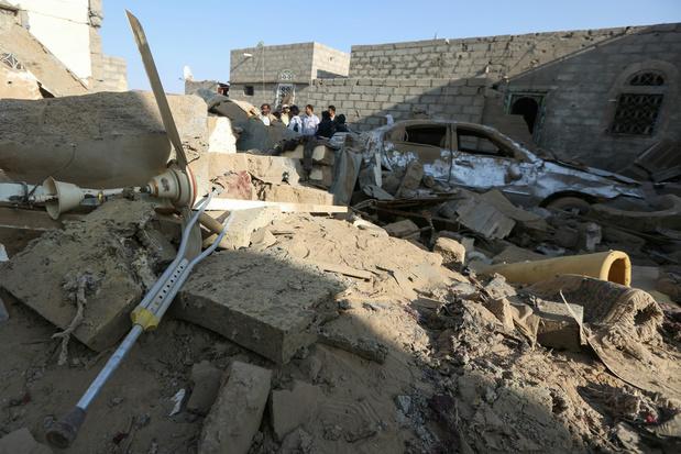 Minstens 31 doden bij luchtaanval van Arabische coalitie in Jemen