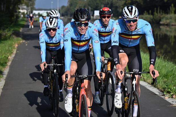 Voorbeschouwing WK wielrennen: de Belgen, de uitdagers en het parcours