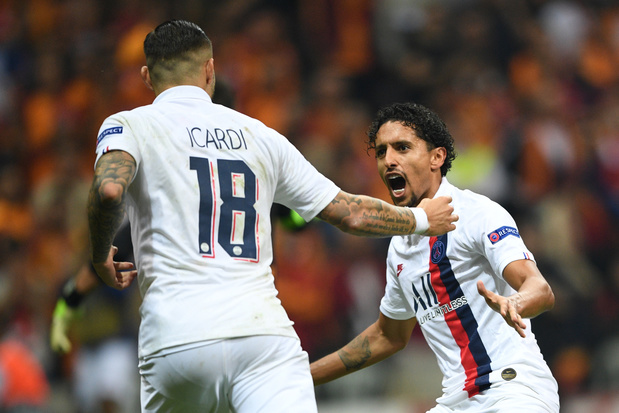 Paris éteint le chaudron Galatasaray et creuse l'écart avec le Real
