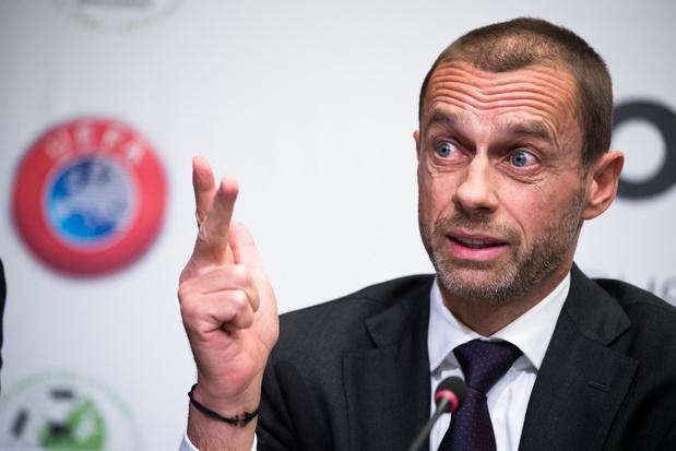 Euro 2020: Décision au plus tard le 19 avril quant à la présence des spectateurs dans les stades