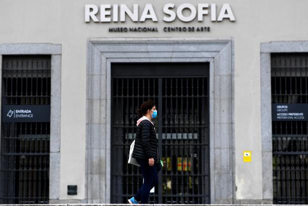 """A Madrid, le musée le plus visité d'Espagne veut rouvrir pour transmettre la """"joie"""" des musées"""