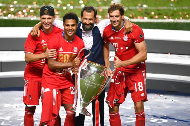 La génération 95, le Bayern lui dit merci
