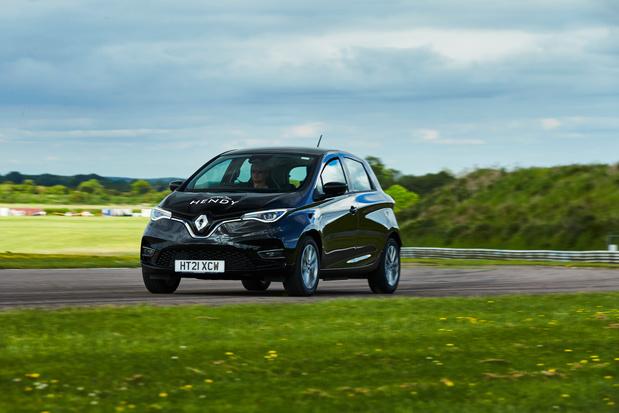 765 km d'autonomie en Renault Zoé
