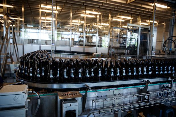 Les brasseurs confrontés à une pénurie de bouteilles en verre