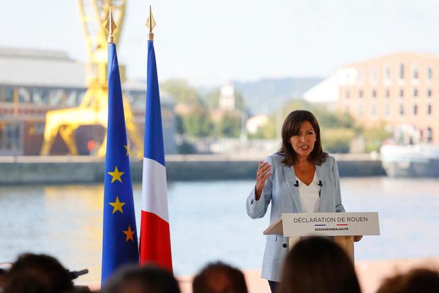 Anne Hidalgo, la maire de Paris, officialise sa candidature présidentielle