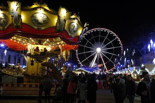 Bruxelles annule son marché de Noël (mais garde de ses décorations et lumières)