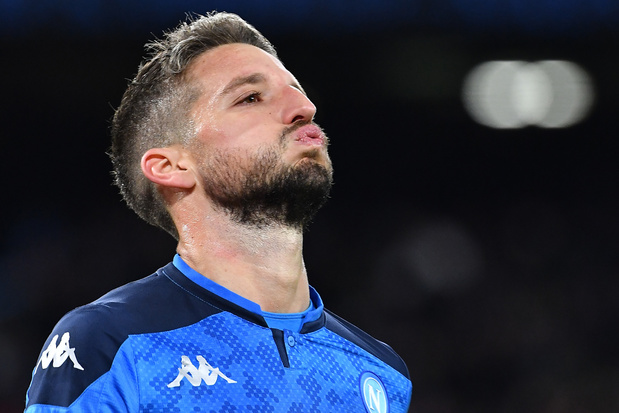 Assist inutile pour Mertens, Naples s'incline encore