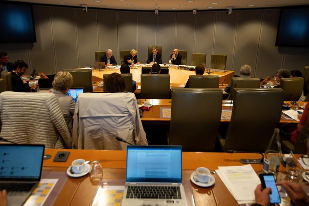 Deux collabos à l'honneur au parlement flamand