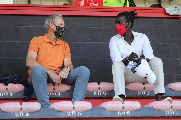 Coach Leye et l'influence de Preud'homme
