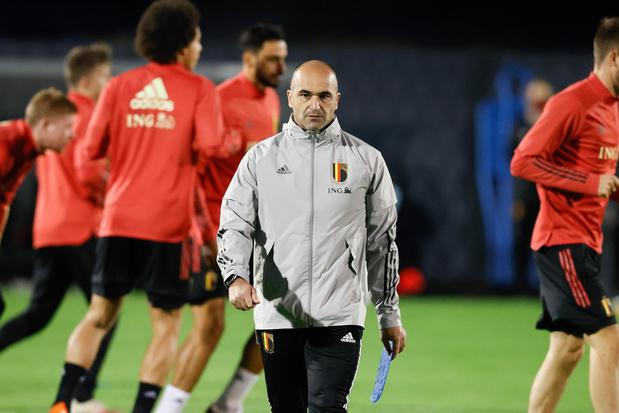 Diables Rouges: découvrez la sélection de Roberto Martinez pour l'Euro
