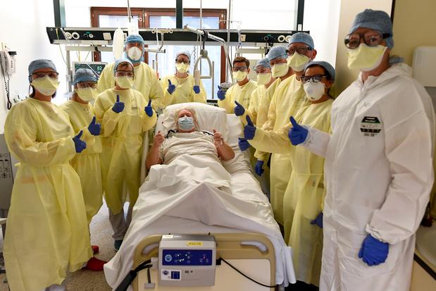 'Belasting op ziekenhuizen blijft zwaar'