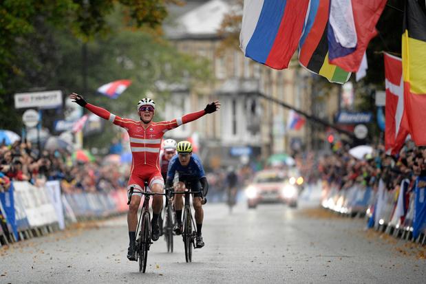 Quiz van de dag: podium WK wielrennen