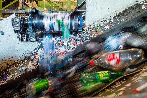 Seuls 10% des plastiques fabriqués ont été recyclés