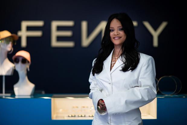 Rihanna lapt modeconventies aan haar laars: 'Ik ben agressief wanneer het over stijl gaat'