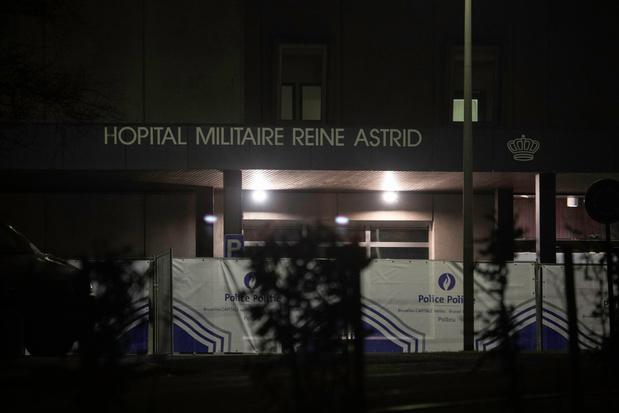 Coronavirus: acht patiënten hebben quarantaine in Neder-over-Heembeek mogen verlaten
