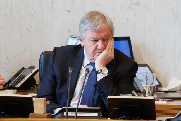 """Jean-Claude Marcourt a le statut de """"suspect"""" dans l'affaire Nethys"""