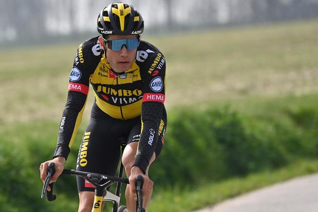 Wout van Aert klaar voor de Tour: 'Ik droom van de gele trui in de eerste week'