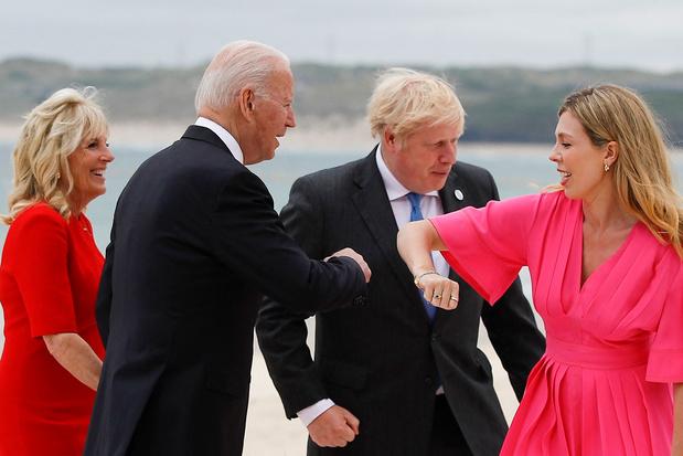 'De G7, Britse ambities, een lege citroen en braadworsten'