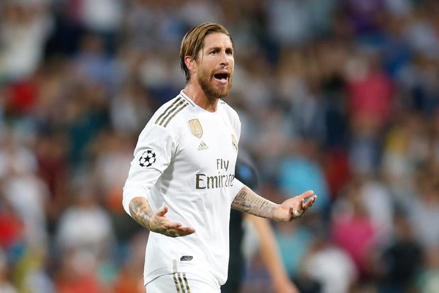 Sergio Ramos roept burgers op om herstart competitie te steunen: 'Spanje heeft voetbal nodig'