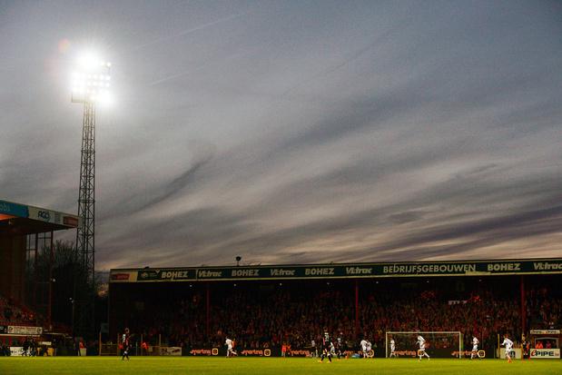 Stadiondossier KV Kortrijk vordert traag
