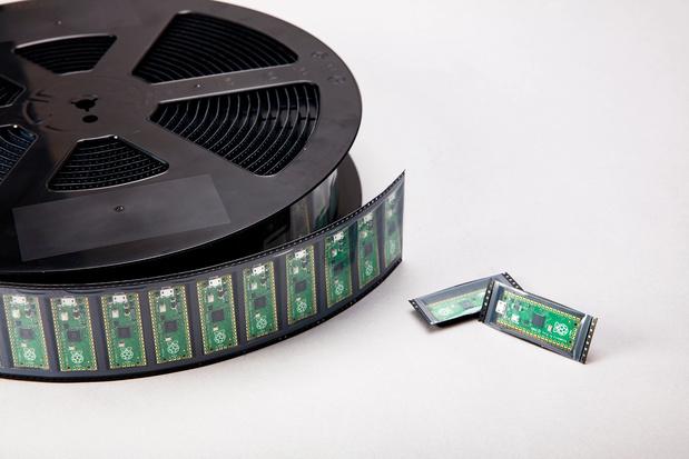 Raspberry Pi introduit un microcontrôleur à prix ultraserré