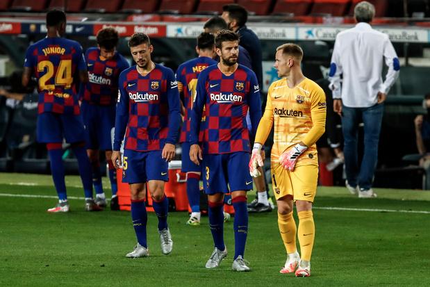 'Barcelona riskeert het nieuwe Manchester United of AC Milan te worden'