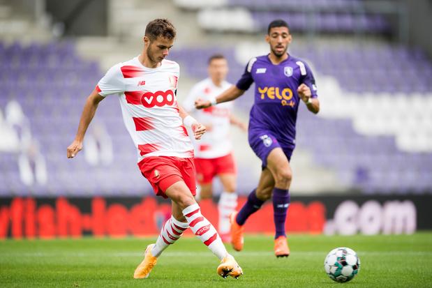 Inter haalt Zinho Vanheusden weg bij Standard en leent hem uit