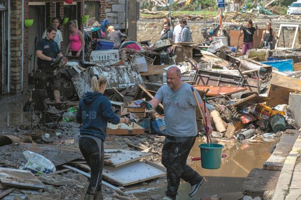 """Inondations: """"Si on s'appuie uniquement sur la solidarité, ça ne marche pas"""""""