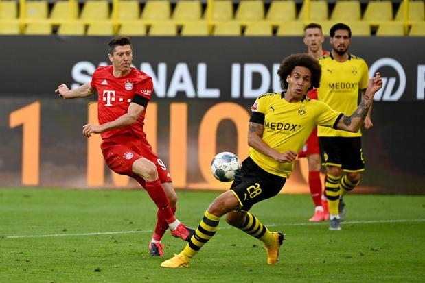 Dortmund roept Hazard en Witsel op het matje