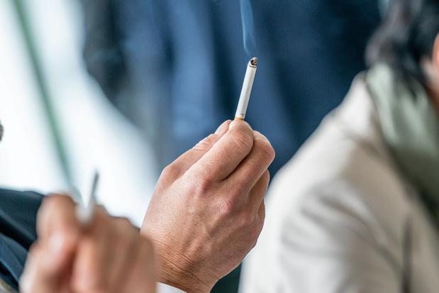 Rokers: steeds met minder maar lang niet verdwenen