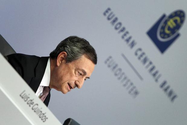 La BCE voit se dégrader les perspectives d'inflation et de croissance