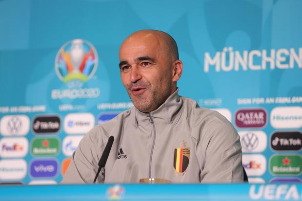 Martínez laat niet in kaarten kijken: 'Wachten tot laatste moment met De Bruyne en Hazard'