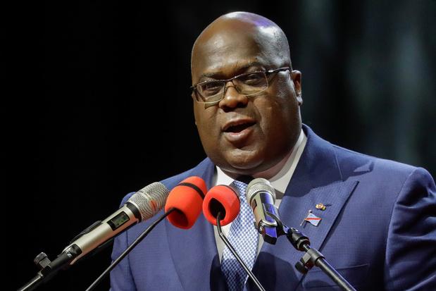 Congolese president Tshisekedi wil samen met België geschiedenis van kolonisatie herschrijven