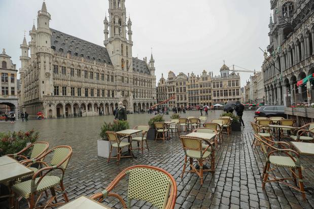 """Le tourisme à Bruxelles a connu un été """"catastrophique""""..."""