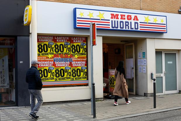 Mega World (ex Blokker) fait faillite: 650 personnes perdent leur emploi
