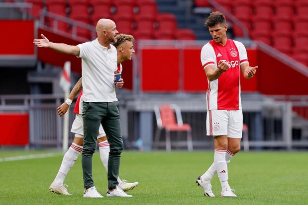 'Een titel met Feyenoord zou een ferm kunststukje betekenen van Dick Advocaat'
