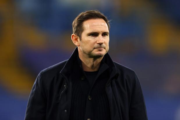 Het geduld is op: Chelsea zet coach en clubicoon Frank Lampard op straat