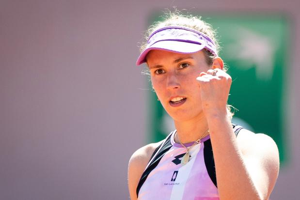 Roland Garros: Mertens door naar tweede ronde, Goffin en Van Uytvanck uitgeschakeld