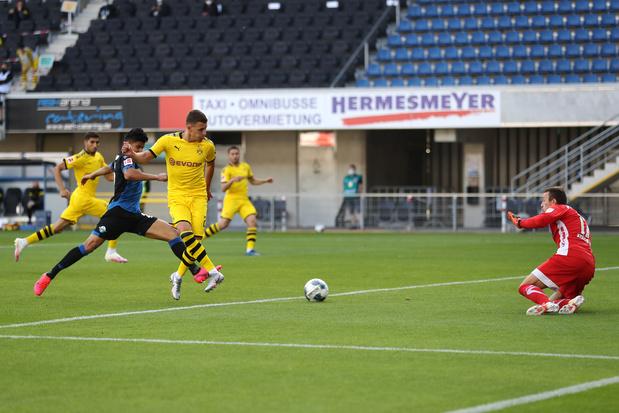 Un but et un assist pour Hazard, un assist pour Witsel lors du carton de Dortmund